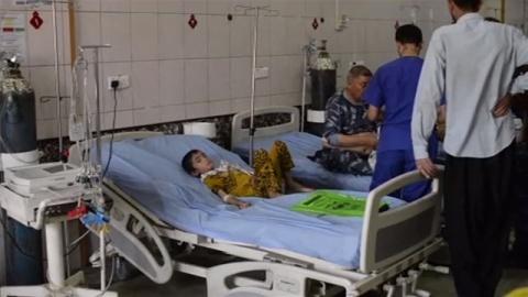 国連が表明、イラクの子ども「近年最も残酷な紛争の中に」