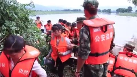 洪水被害の北朝鮮、中国が要請受け救助