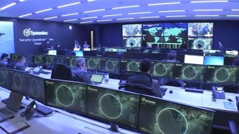 シマンテック、サイバー攻撃監視など行う施設拡大