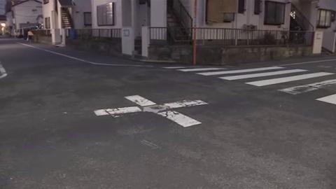 東京・葛飾区の交差点で自転車の男児はねられ重傷