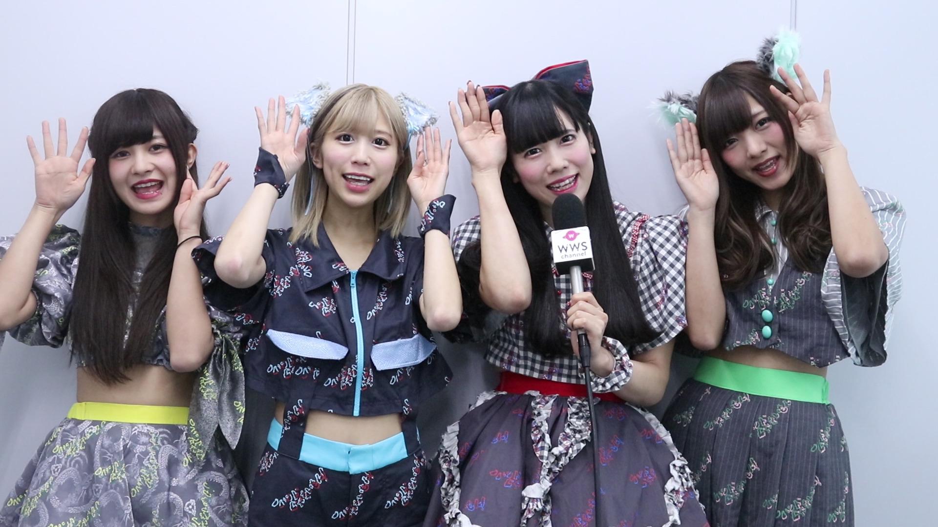 バンドじゃないもん!にインタビュー ! 12/13に1stミニアルバム 「ミニバン」発売!