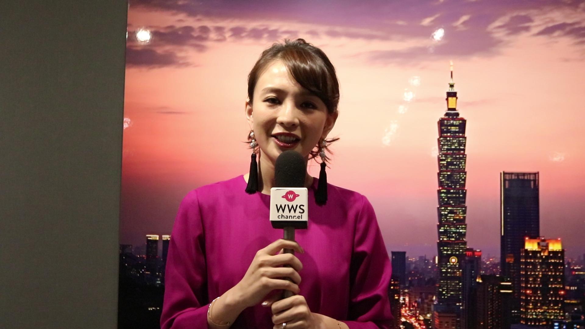 舞川あいくにインタビュー!「台湾の魅力を感じて好きになって欲しい」
