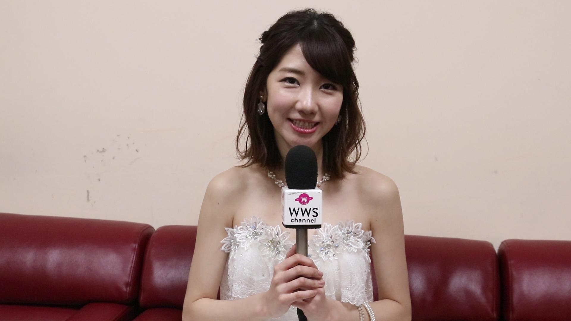 AKB48・柏木由紀に「Thank You Disney Live 2018」 でインタビュー!「この前上海のディズニーランドに行ったばかり」