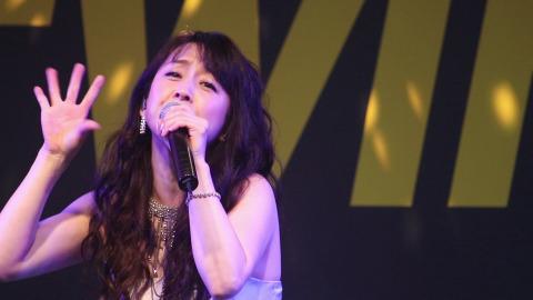 元Wink・相田翔子が東京シティー競馬で テーマソングを生歌で初披露!