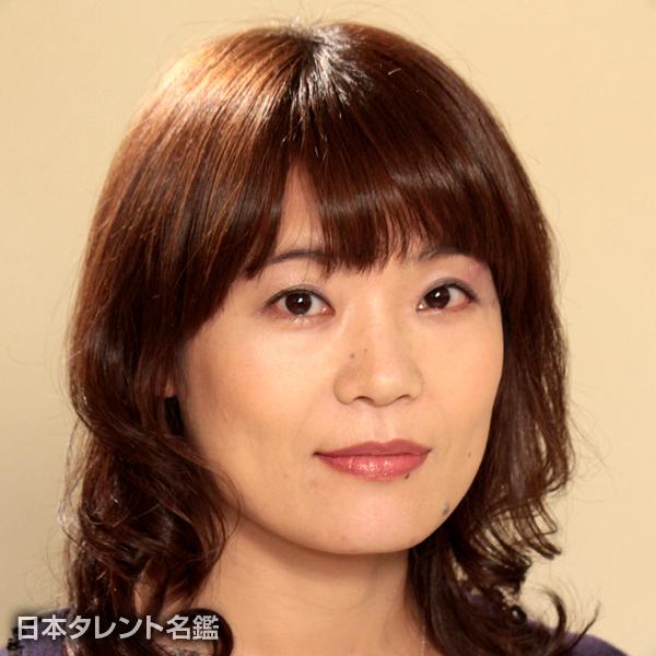 冠野智美の顔写真