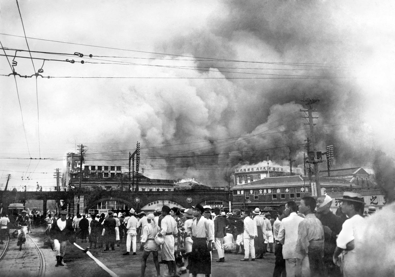 関東大震災と東京の復興